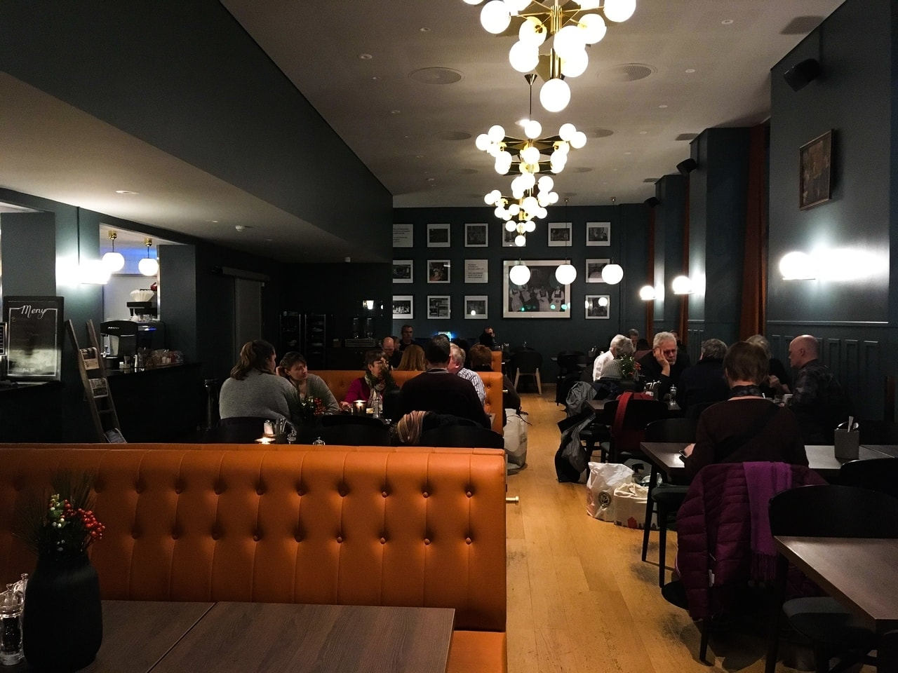 Kaffistova Restaurant in Oslo, which offers discounts with the Oslo Pass.