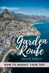 Planning or dreaming about a trip to South Africa? More specifically, planning to travel the Garden Route, South Africa's best road trip? Sometimes it's impossible to know how much a trip will cost, and how much to budget. From accommodation, to food, transport and activities, I recorded every cent I spent whilst travelling the Garden Route in South Africa. Use this article to plan your budget effectively, and let me know how your trip goes!