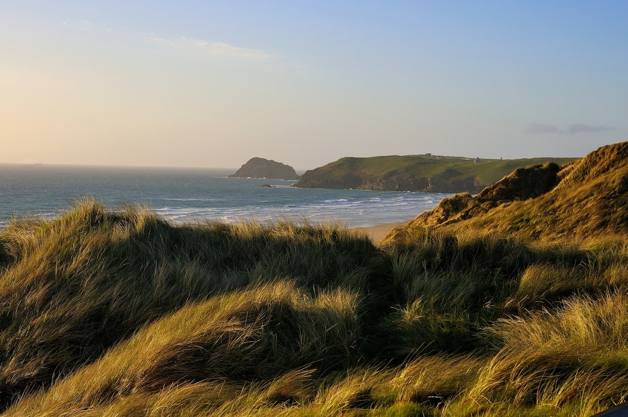 Epic views from caravan parks for caravan and camping holidays in perranporth cornwall