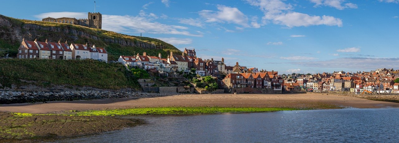 Whitby, a romantic place to go in Yorkshire