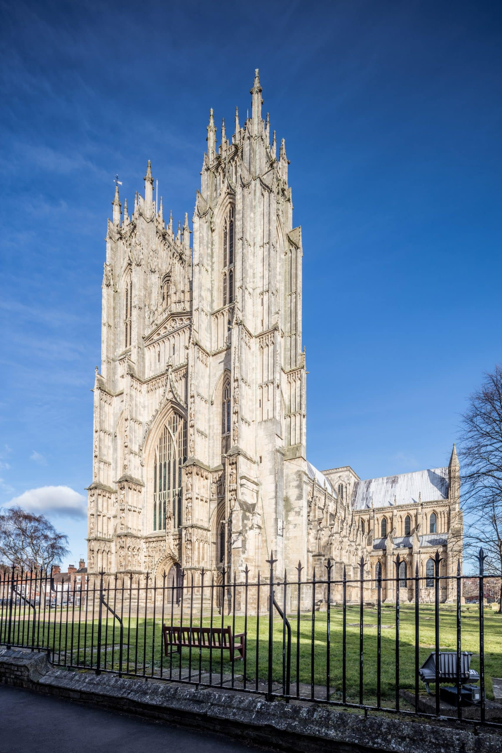 Beverley Minster Cathedral, one of the best things to do and see for free in East Yorkshire