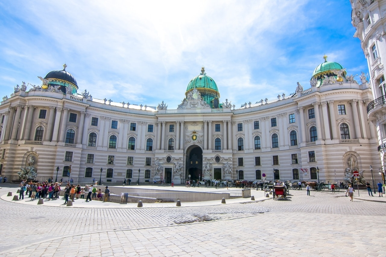 The Hofburg palace in Vienna is one of the places to visit which makes Vienna worth visiting in 2 or 3 days.