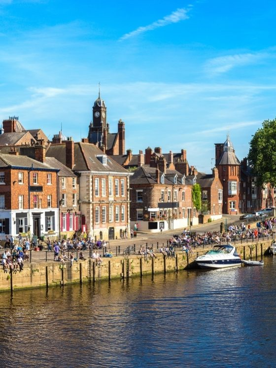 York is one of the best days out from Leeds