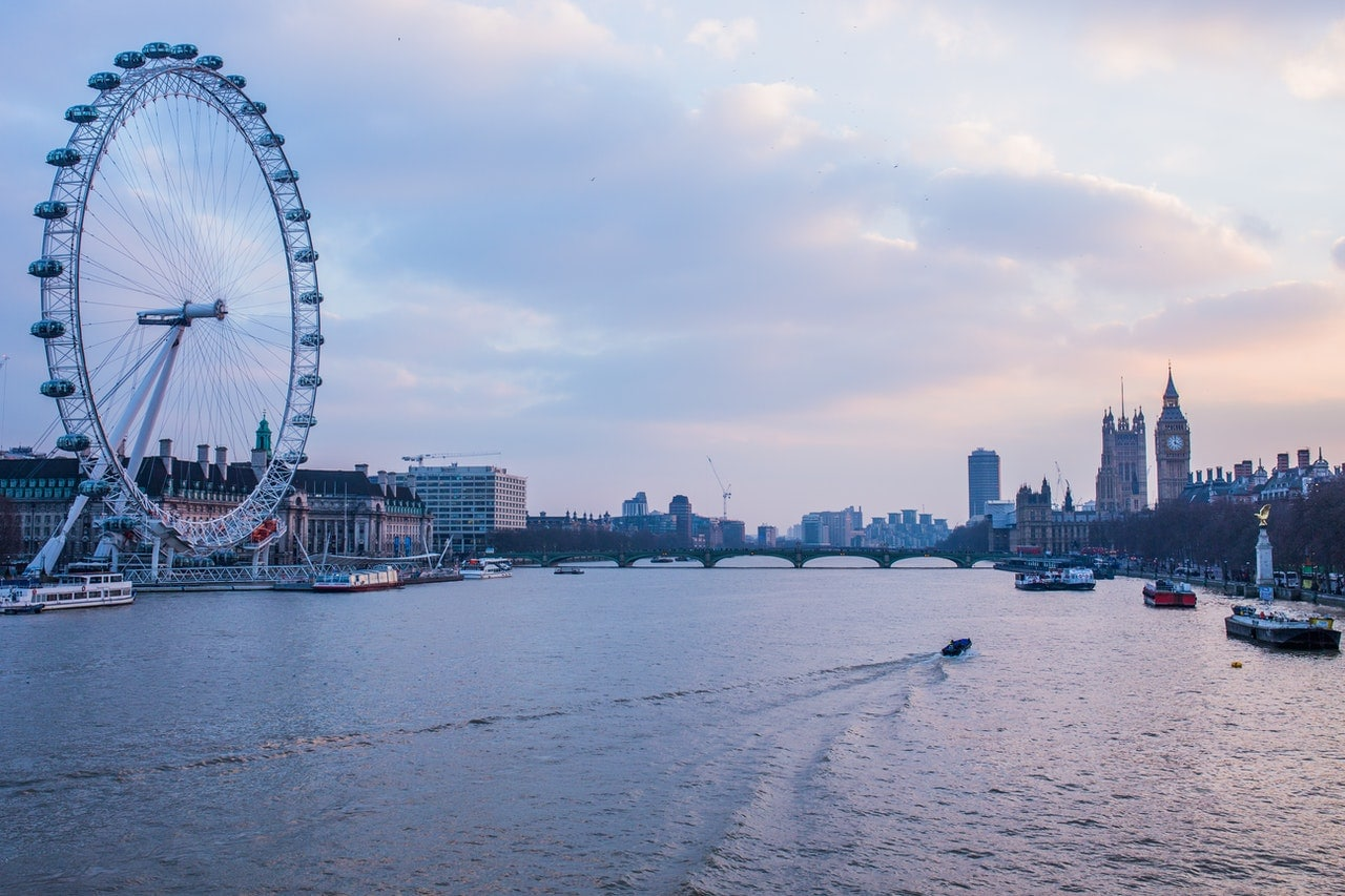 The cost of living in London is extremely high!