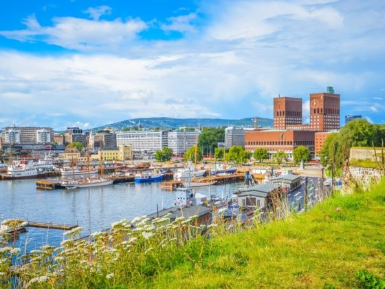 Oslo a city in the fjord on a budget
