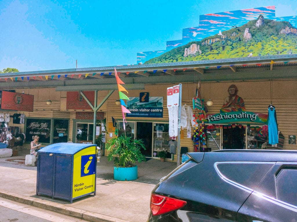 can you buy weed in nimbin is it legal