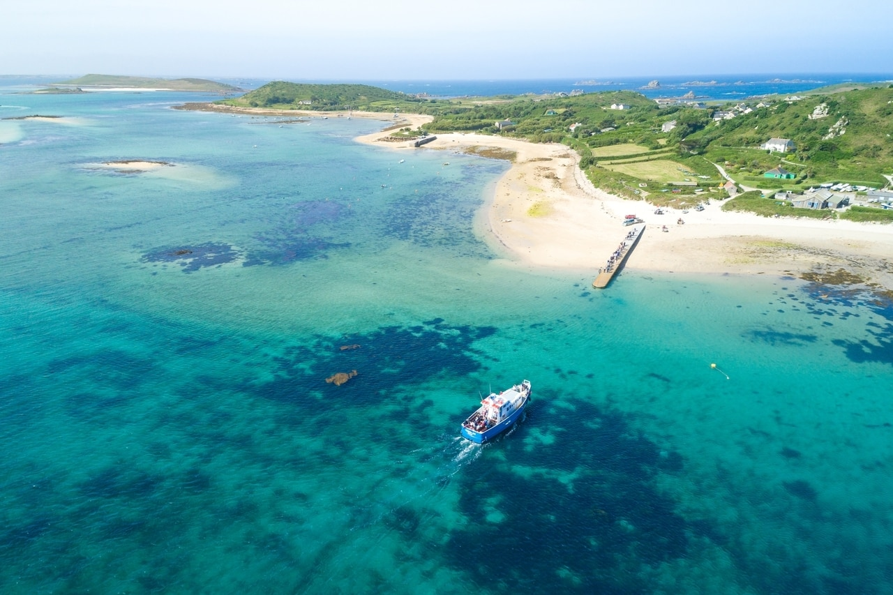 The Scilly Islands in Cornwall are firmly on my UK travel wishlist