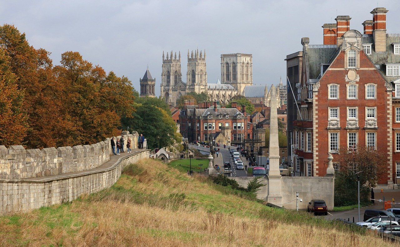 York is the most popular day out from Leeds