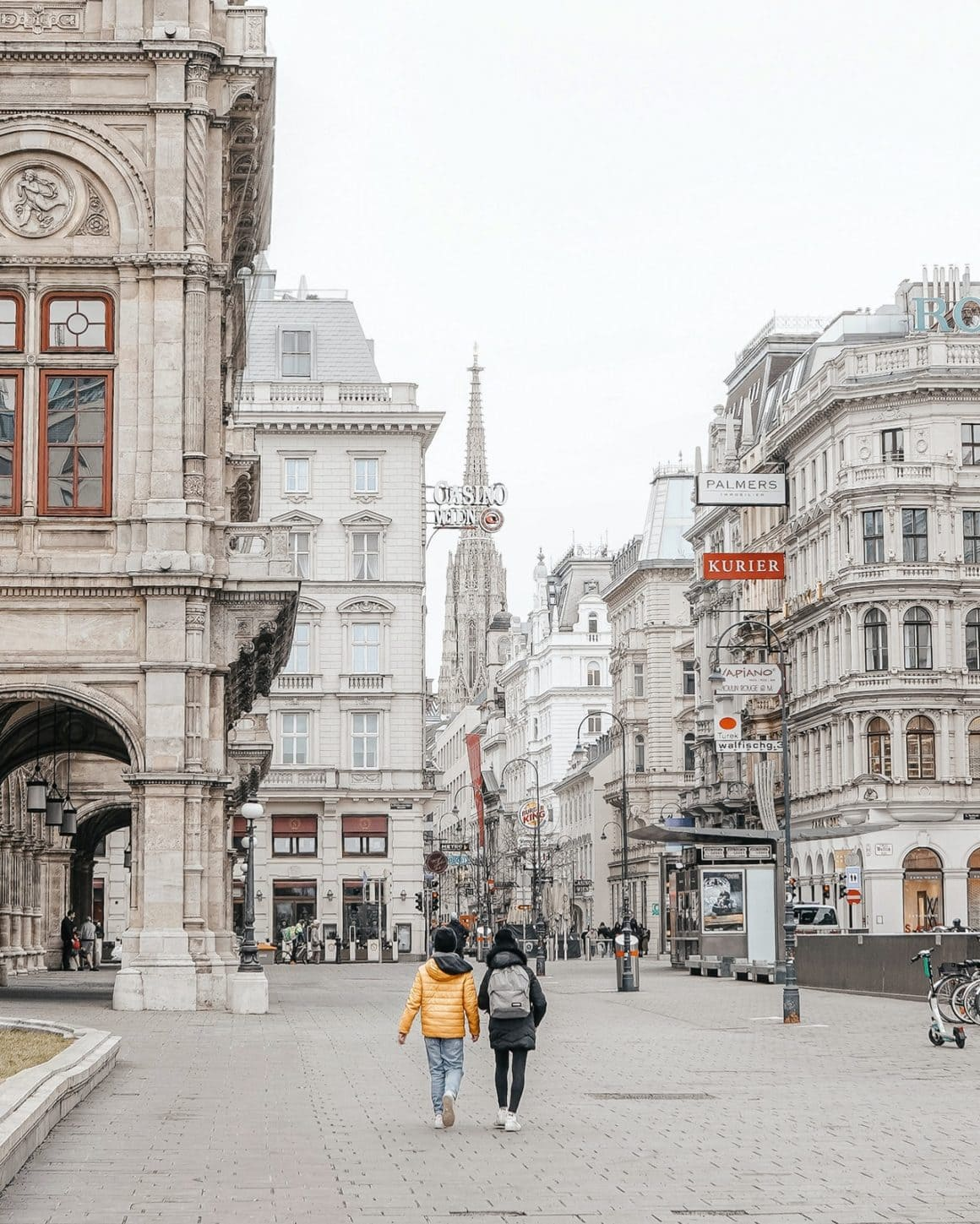 Tips for visiting Vienna on a budget