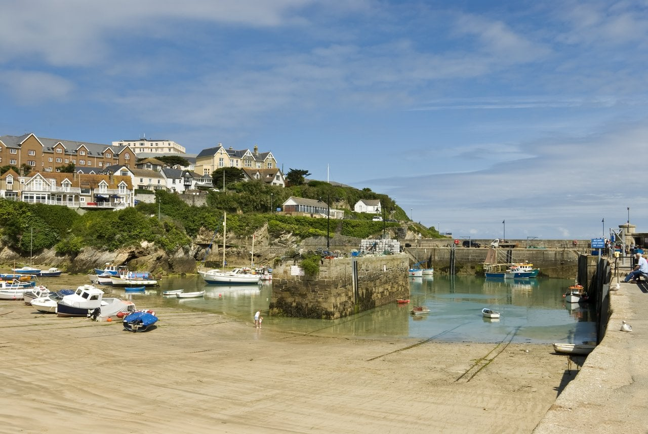 Best beaches in Newquay Cornwall