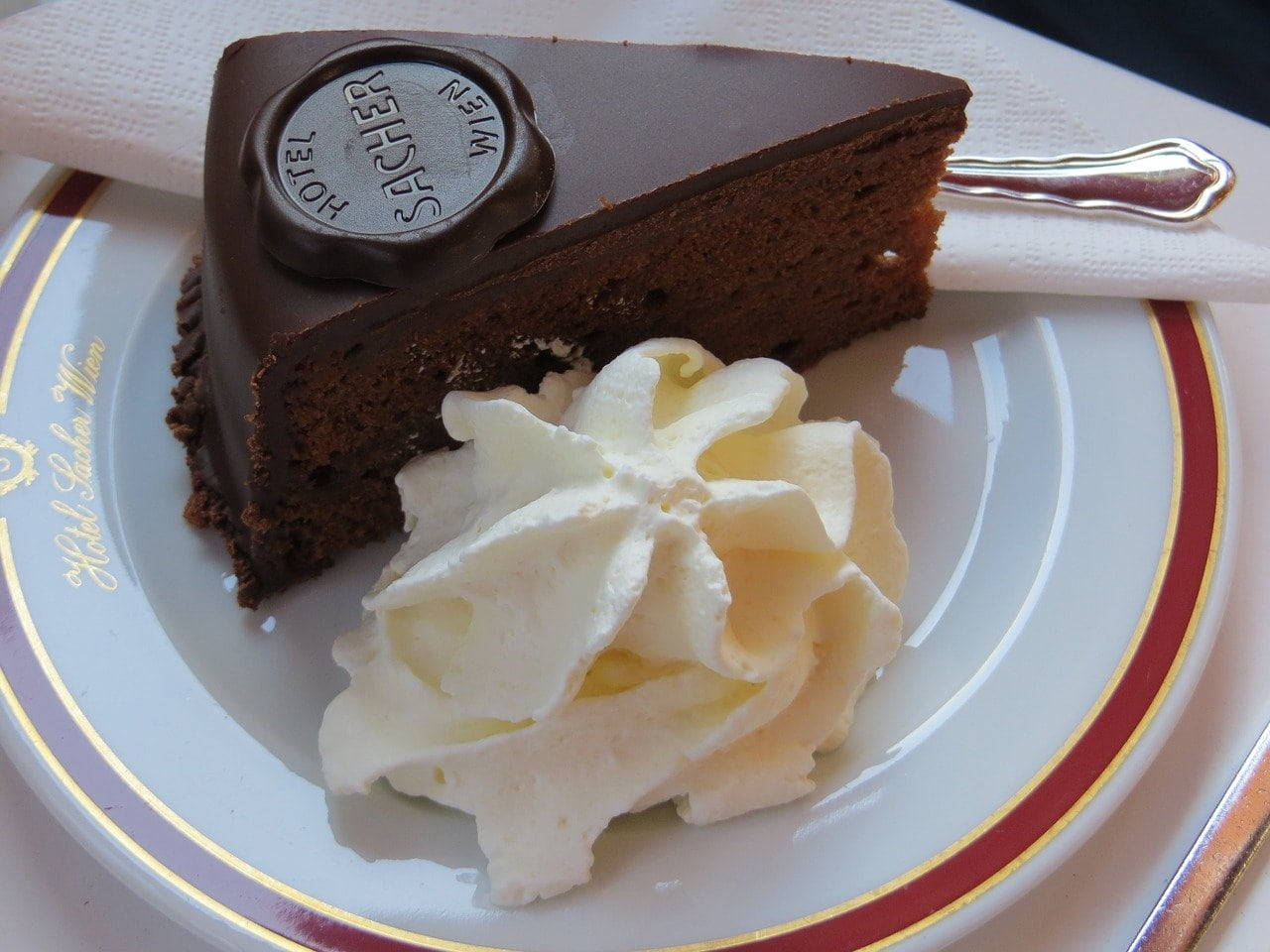 Cafes and cakes in Vienna