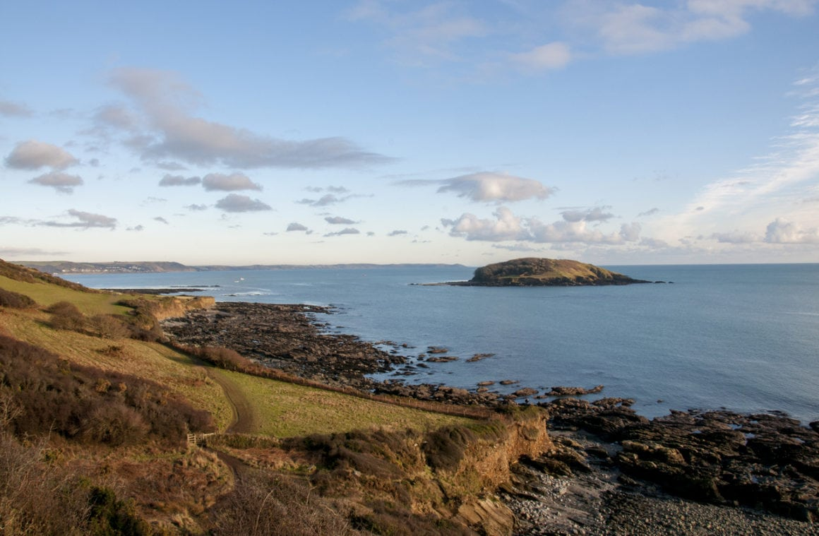 Looe island is one of the best things to do near Looe