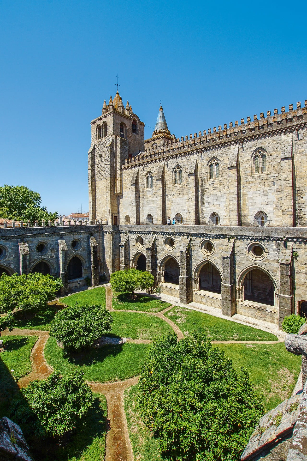 Evora is one of the best day trips from Lisbon