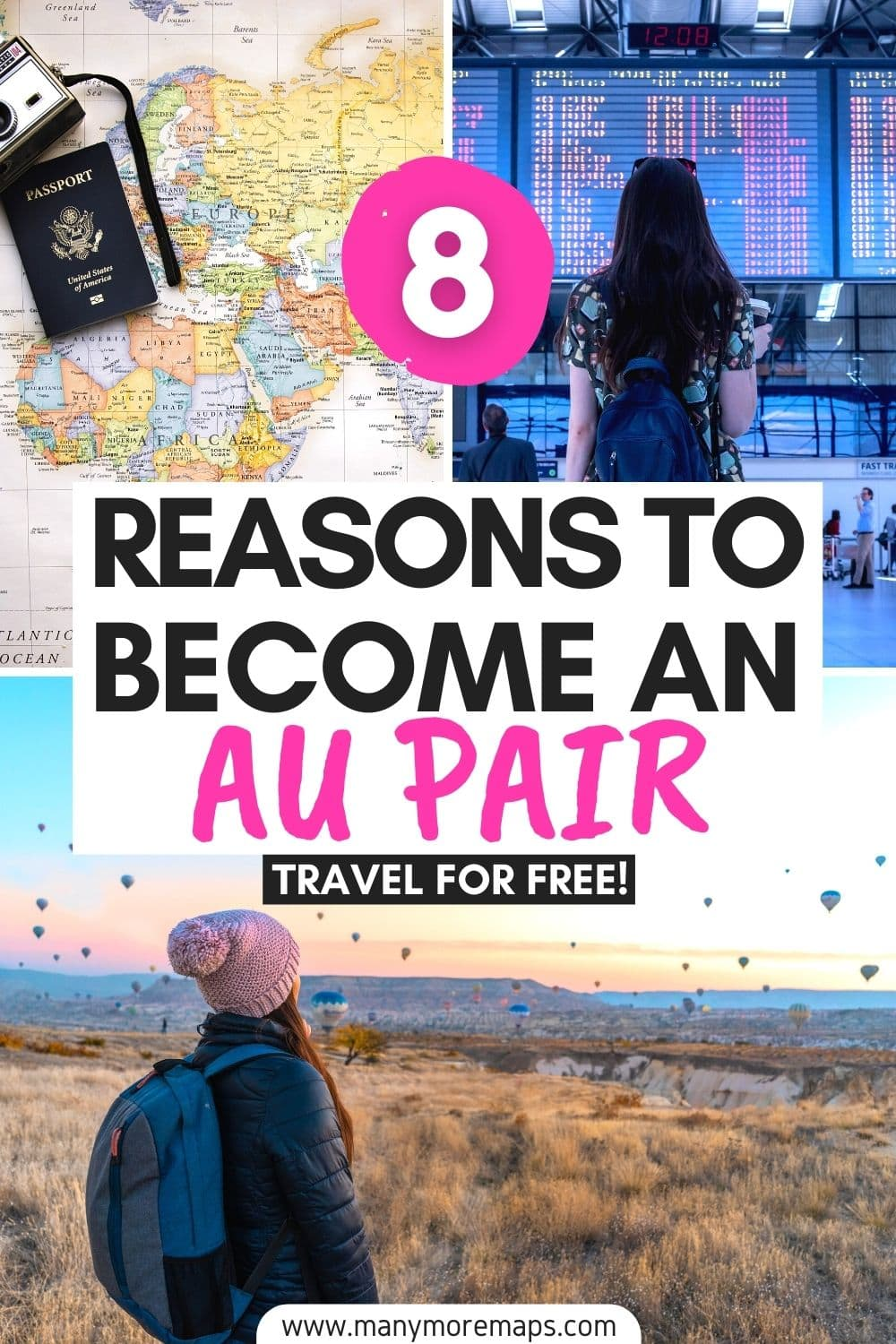 Considering becoming an au pair, but feeling nervous? Here are 8 reasons becoming an au pair is amazing! I worked as an au pair in Spain for three months, and it changed my life - here are my tried and tested tips, motivation and inspiration for becoming an au pair. After all, it's the best way to travel for free or with no money. Au pair aesthetic, au pair packing list, au pair activities, how to become an au pair