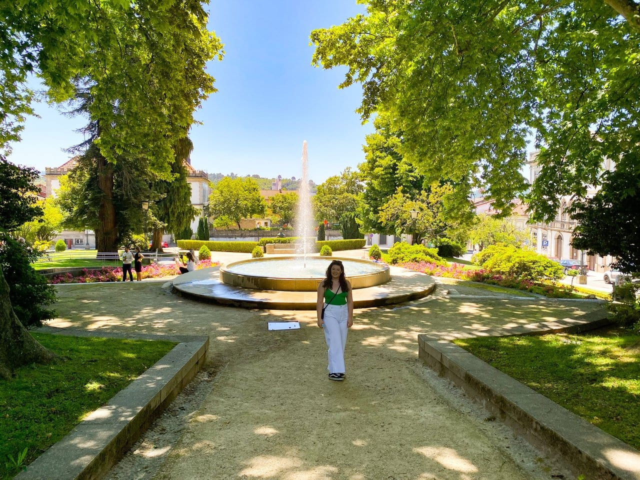 Visiting Guimarães on a day trip from Porto