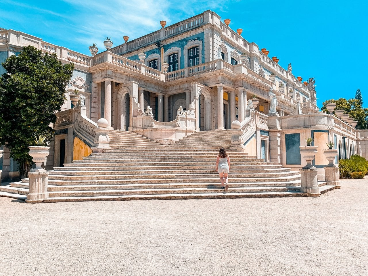 National Palace of Queluz day trip from Lisbon