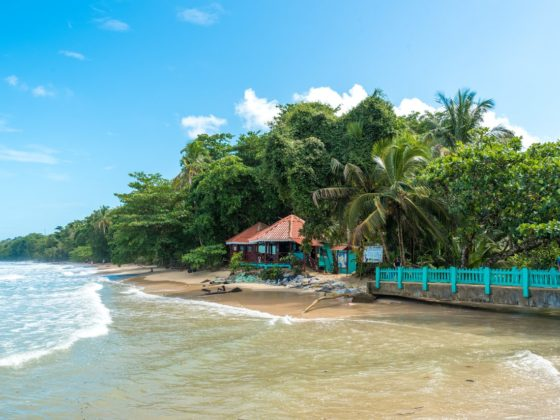best places to surf in Costa Rica