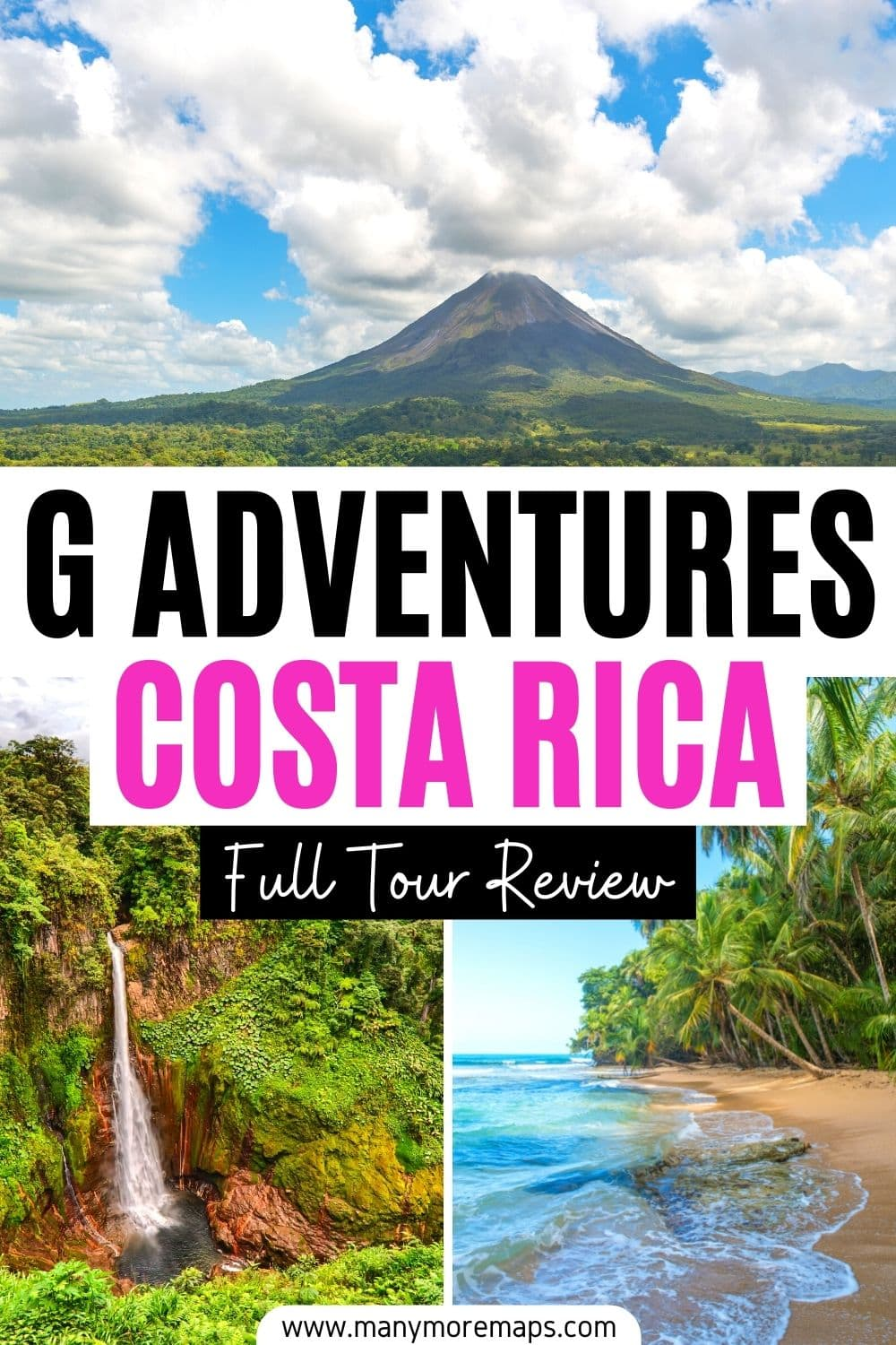 G Adventures is a travel company that run awesome guided tours all over the world, but I decided to book on their Basic Costa Rica tour, a group tour designed for 18-35 year olds looking to travel in Costa Rica on a budget. Here is my full Costa Rica G Adventures review, including whether or not their group tours are good for solo female travel. Costa Rica itinerary Costa Rica budget travel Costa Rica group tours