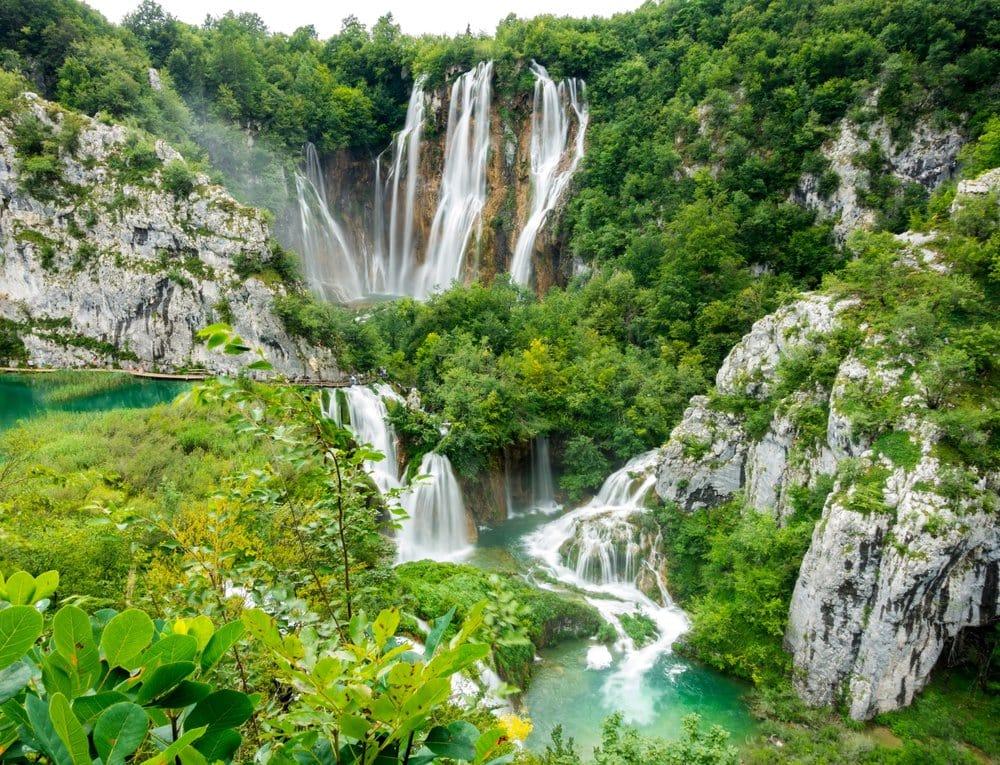 Split to Plitvice Lakes day trip