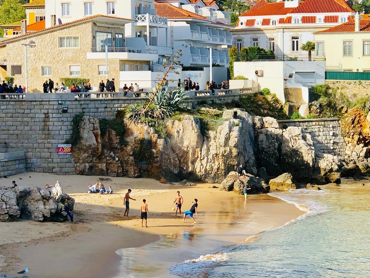 Day trip from Lisbon to Cascais