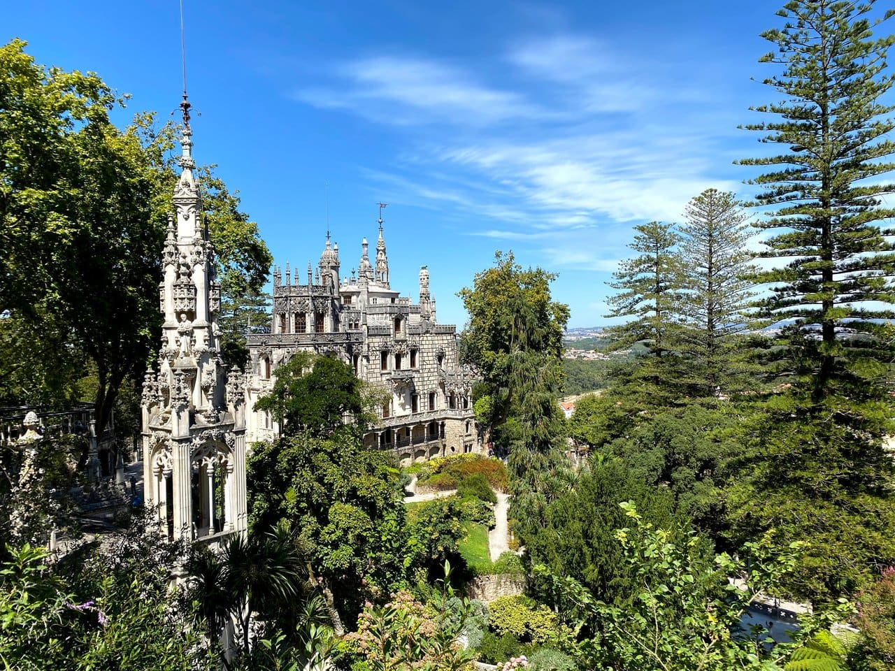 Visiting Sintra and Cascais on a day trip from Lisbon