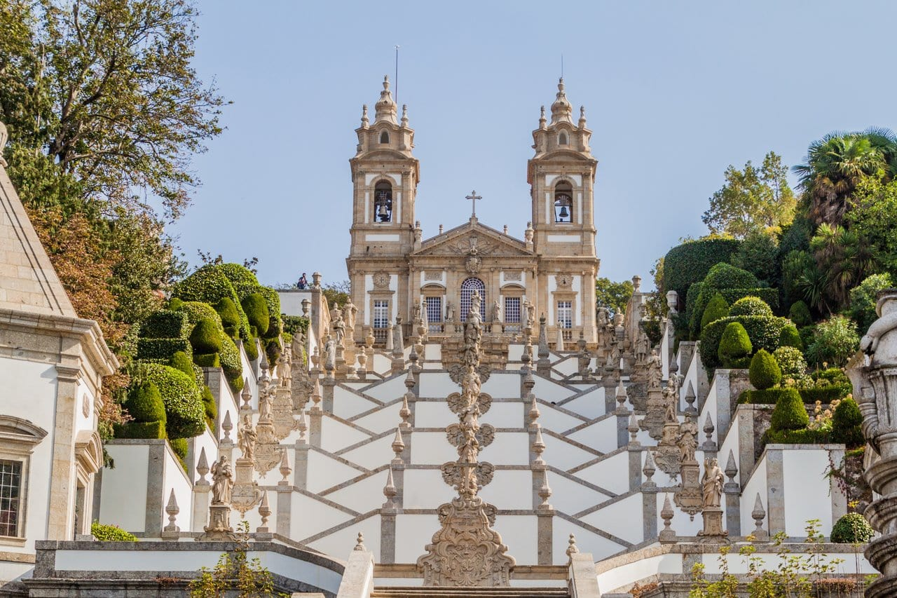 Visiting Guimaraes and Braga in one day