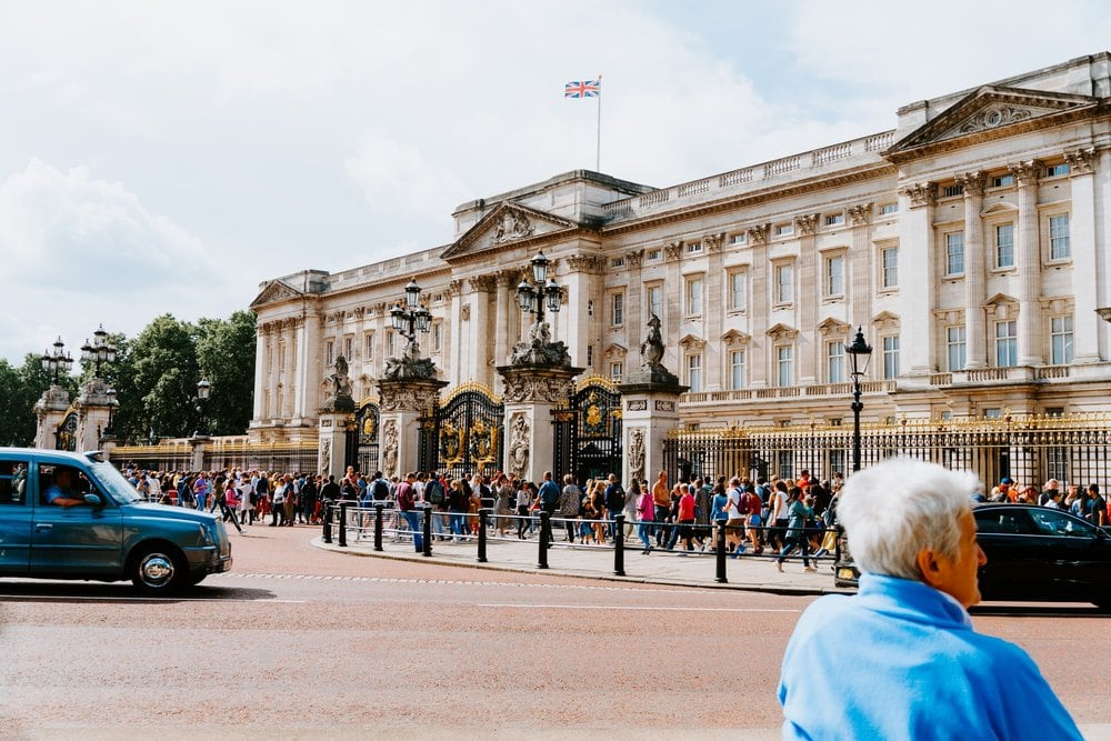 Queen Elizabeth's Palace, one of the best royal palaces in London