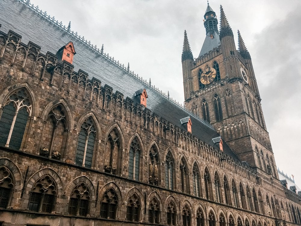 Best things to see and visit in Ypres/Ieper