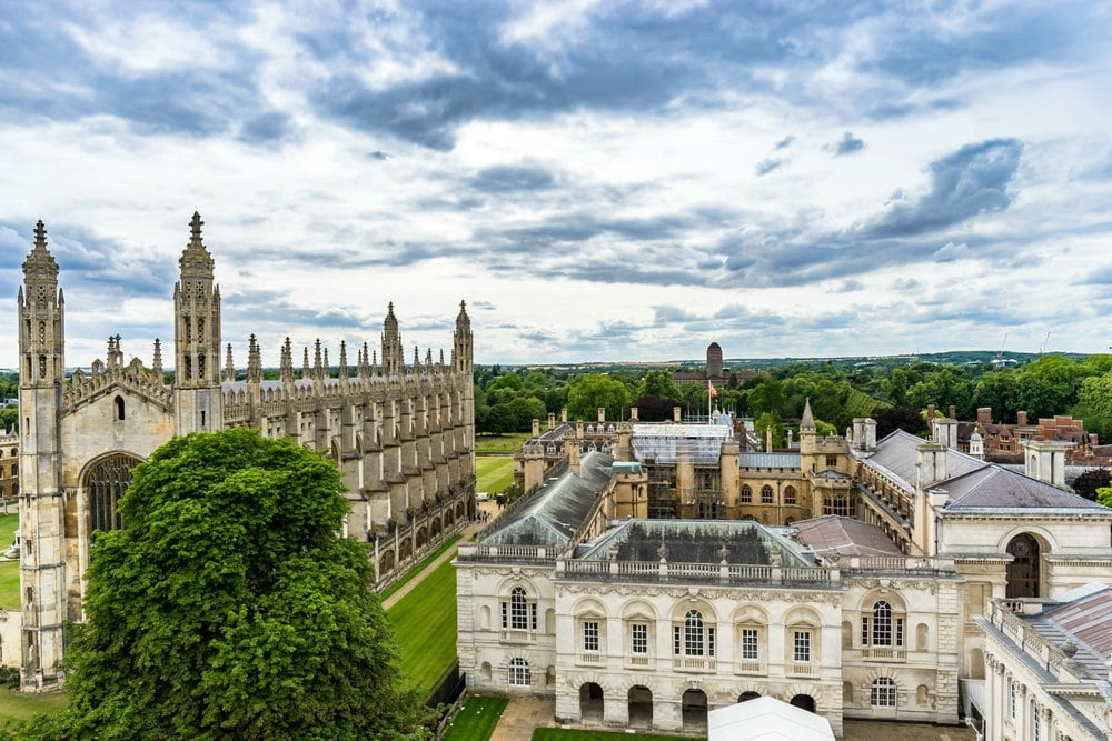 Day trip to Cambridge itinerary