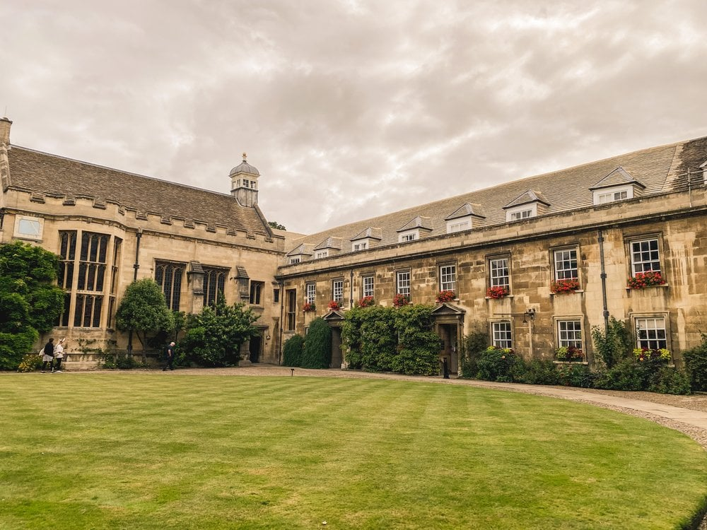 One day itinerary for Cambridge