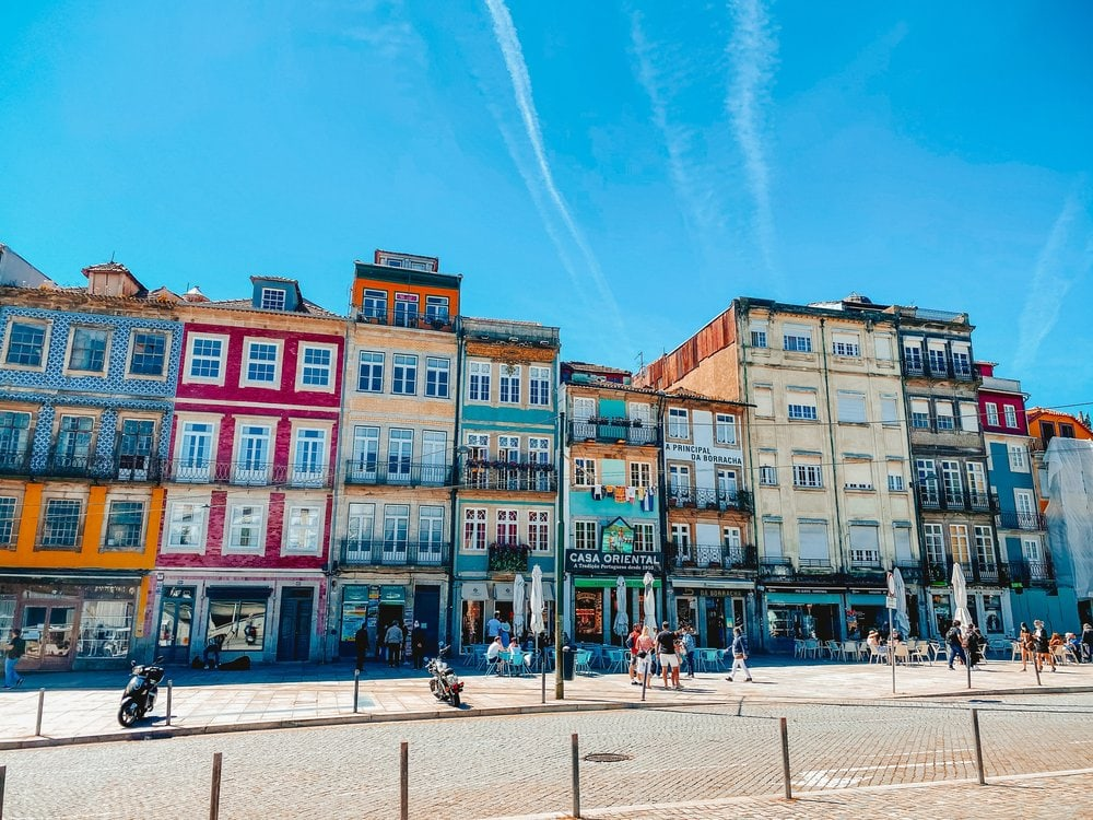 A weekend or 2 days in Porto Portugal