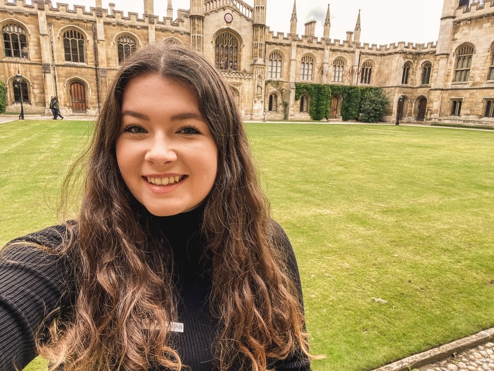 Visiting Cambridge University on a day trip from London
