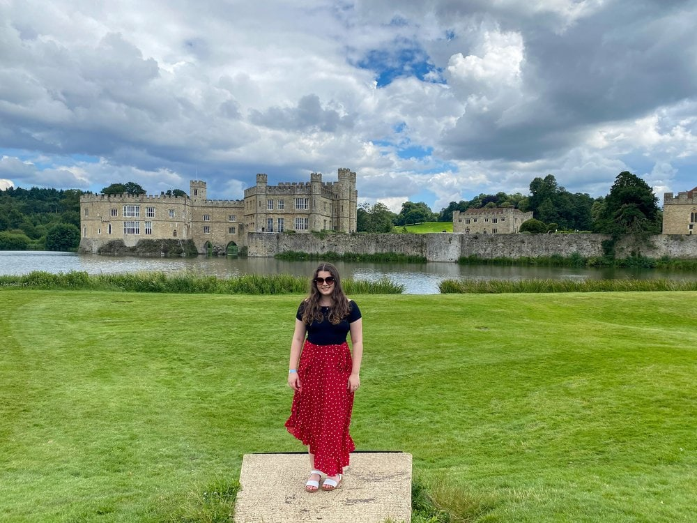 Visiting Leeds Castle on a day trip from London