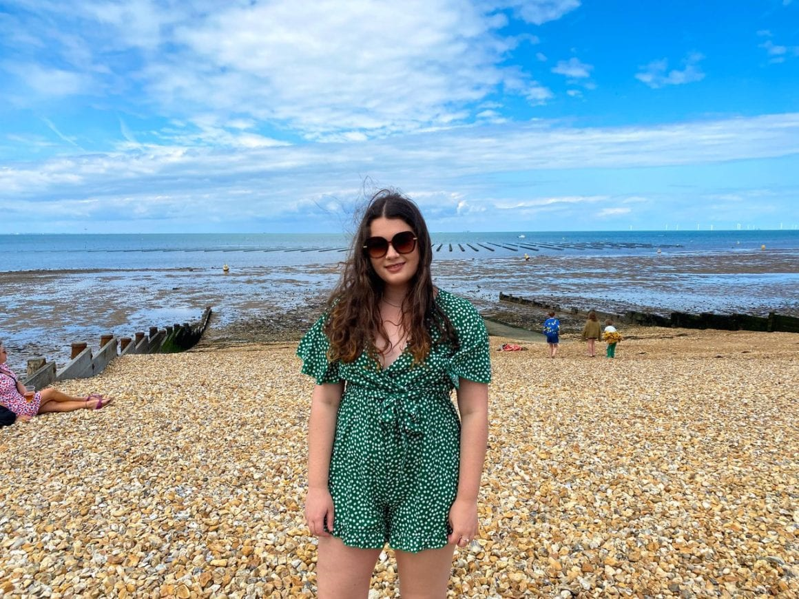 Ella in Whitstable, the best seaside town in Kent