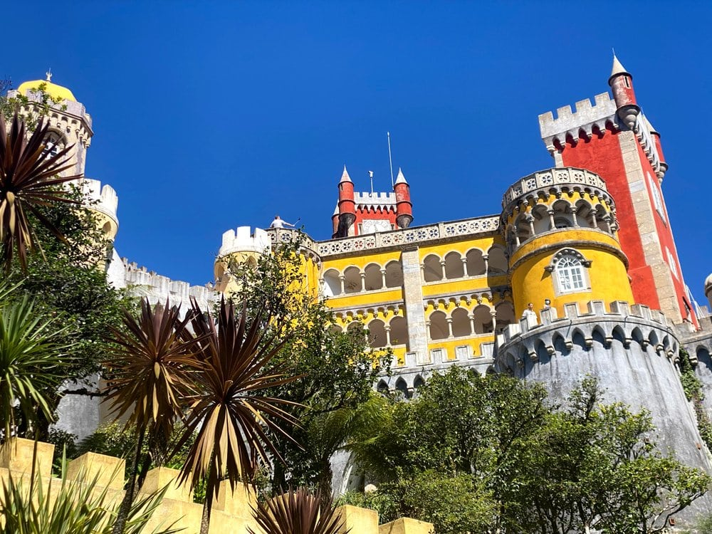 Day trip to Sintra by yourself